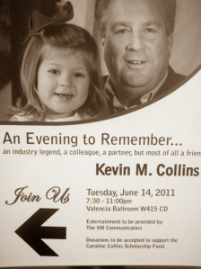 An Evening To Remember Kevin M. Collins