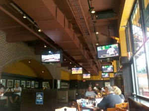 televisions in sportsbars