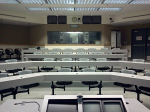 Lecture Hall with TV cameras
