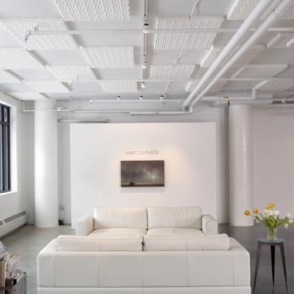 CIRCA Art Gallery, photo courtesy of Pinta Acoustics