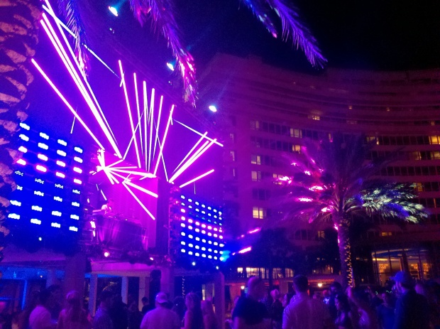 Mau5trap Pool Party at Fountainbleau